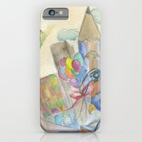 iPhone & iPod Case featuring What's In My Brain by Jiaxi Huang