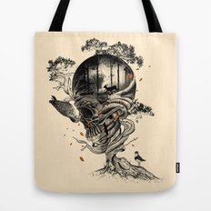 Lost Translation Tote Bag