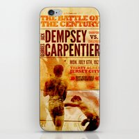 The Battle Of The Centur… iPhone & iPod Skin