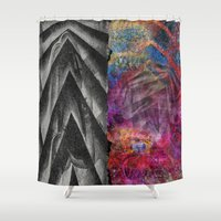 Two Faced Shower Curtain