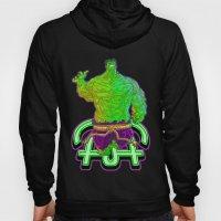 Incredible Hulk Hoody