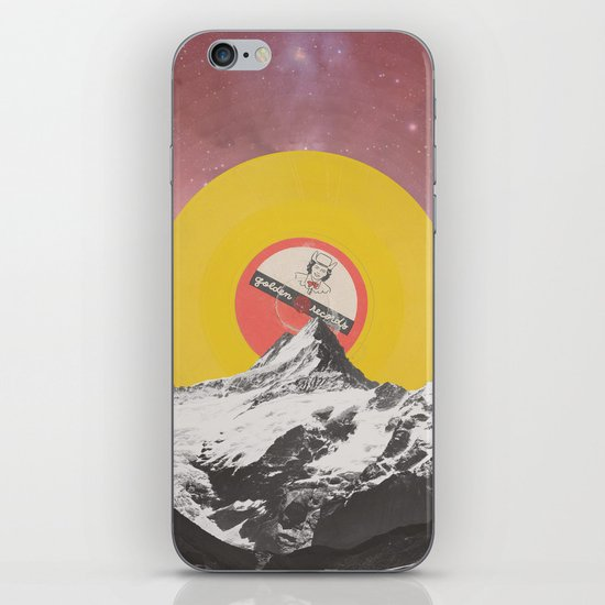Rise of the 45 iPhone & iPod Skin