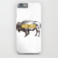 Wild & Free (Bison) iPhone 6 Slim Case