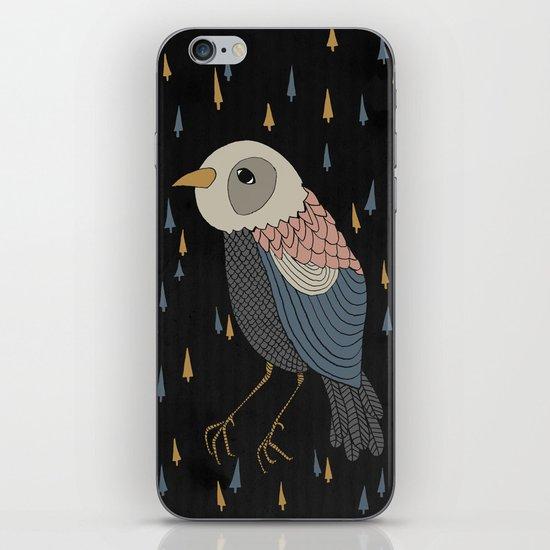 DREAM BIRD iPhone & iPod Skin