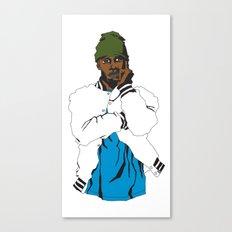 SHAY Canvas Print