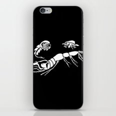 Father, Son, Holy Spirit Zooplankton iPhone & iPod Skin