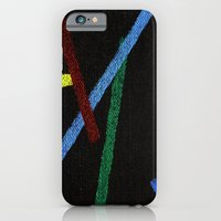 iPhone & iPod Case featuring Kerplunk Zoom by Project M