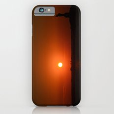 A Sunset With Lady Liberty Slim Case iPhone 6s
