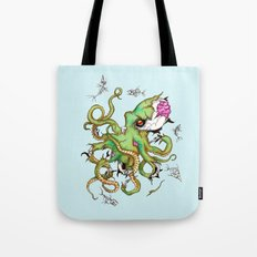 OctoZombie Tote Bag