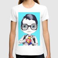 superman T-shirts featuring superman by Studio de Shan