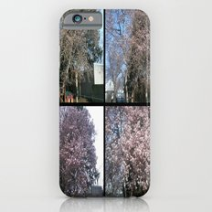 Tree Blossoms Slim Case iPhone 6s
