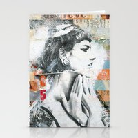 Ces Belles Mains Stationery Cards