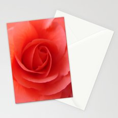Rose Delicate Stationery Cards