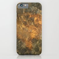 iPhone & iPod Case featuring Natural Mosaic 5 by Katherine Farah