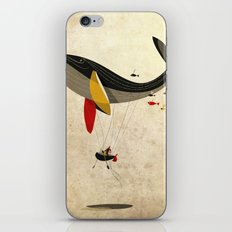I believe i can fly iPhone & iPod Skin