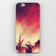 iPhone & iPod Skin featuring Take Aim by Alice X. Zhang