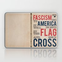 Fascism Laptop & iPad Skin