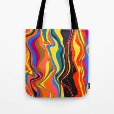 African Heat Tote Bag