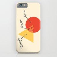 A College Venn Diagram iPhone 6 Slim Case