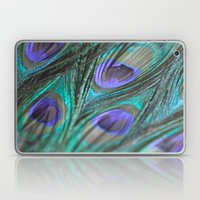Peacock Fashion Laptop & iPad Skin