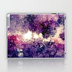 watercolor galaxy Laptop & iPad Skin