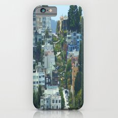 Lombard Street, San Francisco iPhone 6s Slim Case