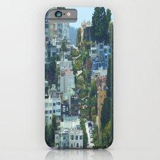 Lombard Street, San Francisco iPhone 6 Slim Case