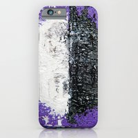 iPhone Cases featuring clarity 4 by Jene's Studio