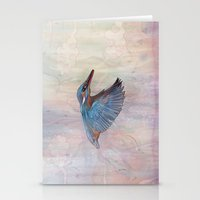 Terror From Above Stationery Cards