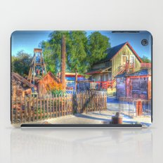 Western Yard iPad Case