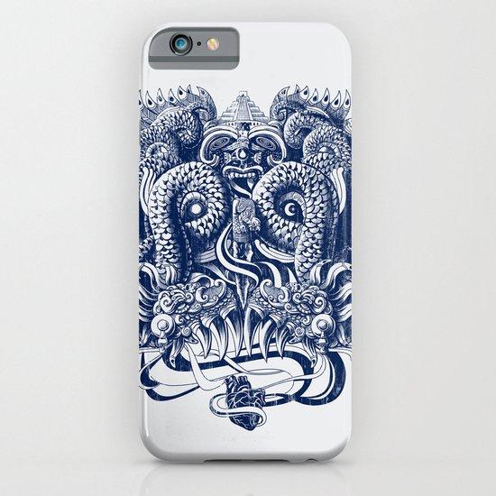 Tlaloc iPhone & iPod Case