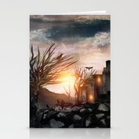 Tales of Halloween II Stationery Cards
