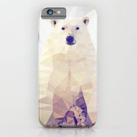 iPhone & iPod Case featuring Lazy Bear by Beth Thompson