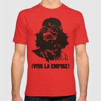 Viva la Empire! Mens Fitted Tee Red SMALL
