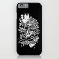 "iPhone & iPod Case featuring ""Among the Waves"" by XRAY"