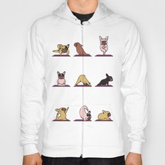 Frenchie Yoga Hoody