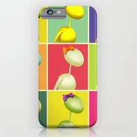 iPhone & iPod Case featuring Warhol's AntWoman by AntWoman