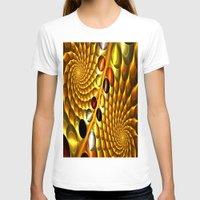 fractal T-shirts featuring Fractal by Digital-Art