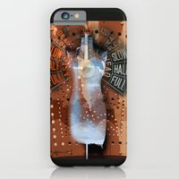 iPhone & iPod Case featuring FULL SPEED AHEAD by bsvc