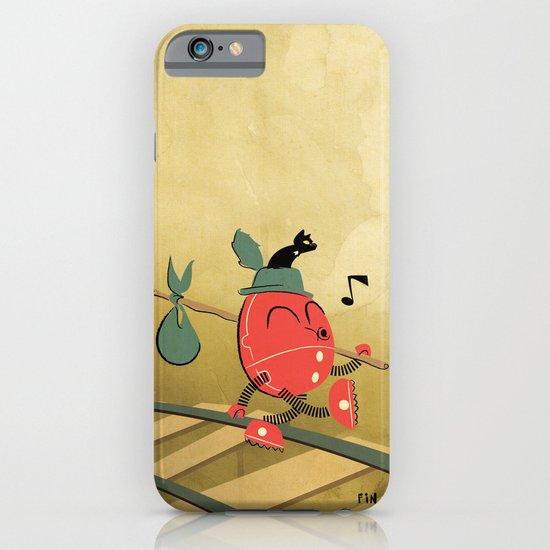 It's a Carefree Hobo Life iPhone & iPod Case