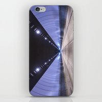 Adit Azure iPhone & iPod Skin