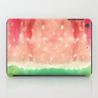 Watermelon Drops iPad Case