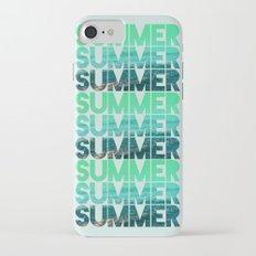 Summer Summer Summer Slim Case iPhone 7