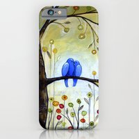 iPhone & iPod Case featuring Garden for Two by Amy Giacomelli