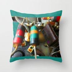 amplify Throw Pillow