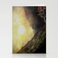 Madeira. Mountains House Stationery Cards