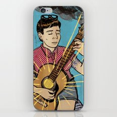 Happy Songs iPhone & iPod Skin