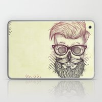 Hipster Is Dead Laptop & iPad Skin