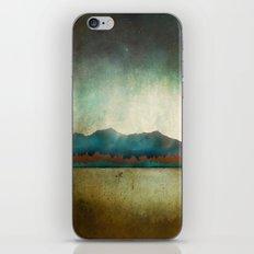 Turquoise Mountain iPhone & iPod Skin
