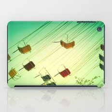 Fly around iPad Case
